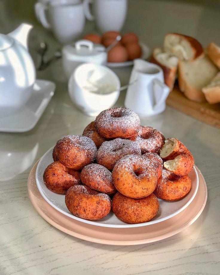 круглые пончики рецепт с фото допускающие
