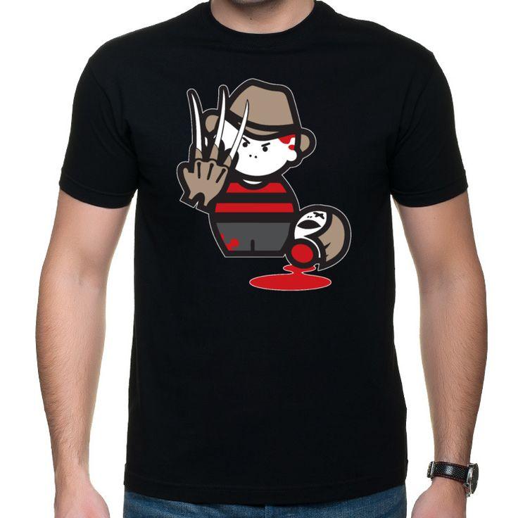 Freddy Krueger rysunkowy koszulka