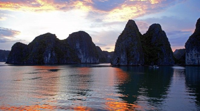 The Best Beaches in Vietnam - Halong Bay and Cat ba Island, Vietnam
