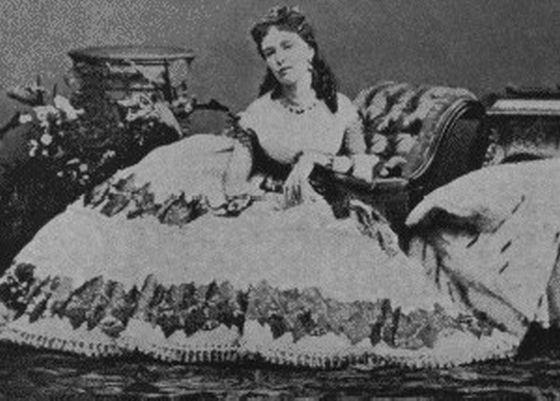 Cora pearl 1864