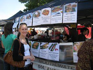 Breath of the Wok: Organic Food & Farmers Market, Leichhardt