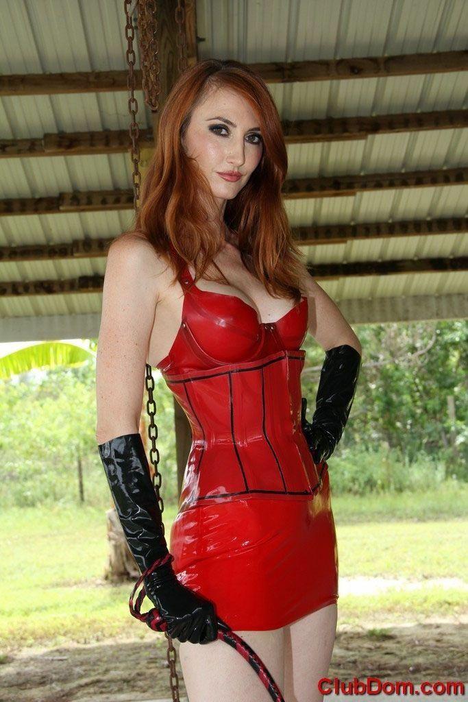 Dominant redhead xxx best mates aidra fox 6
