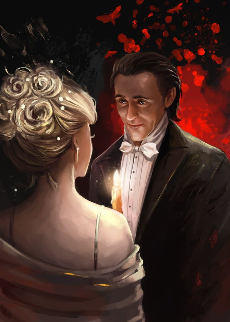 Crimson Peak by RinaCane on DeviantArt