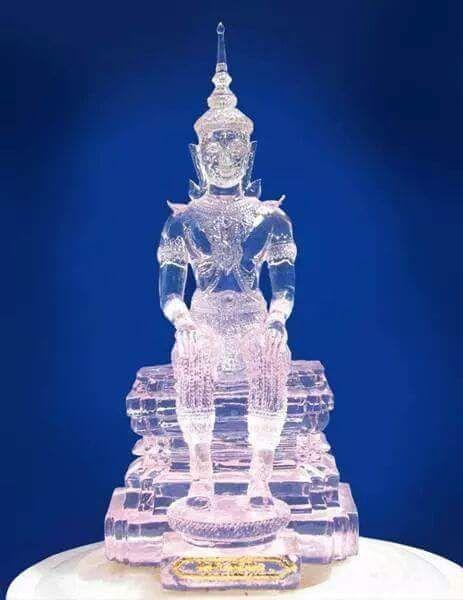 Phra Bucha Thai Buddha Statue.