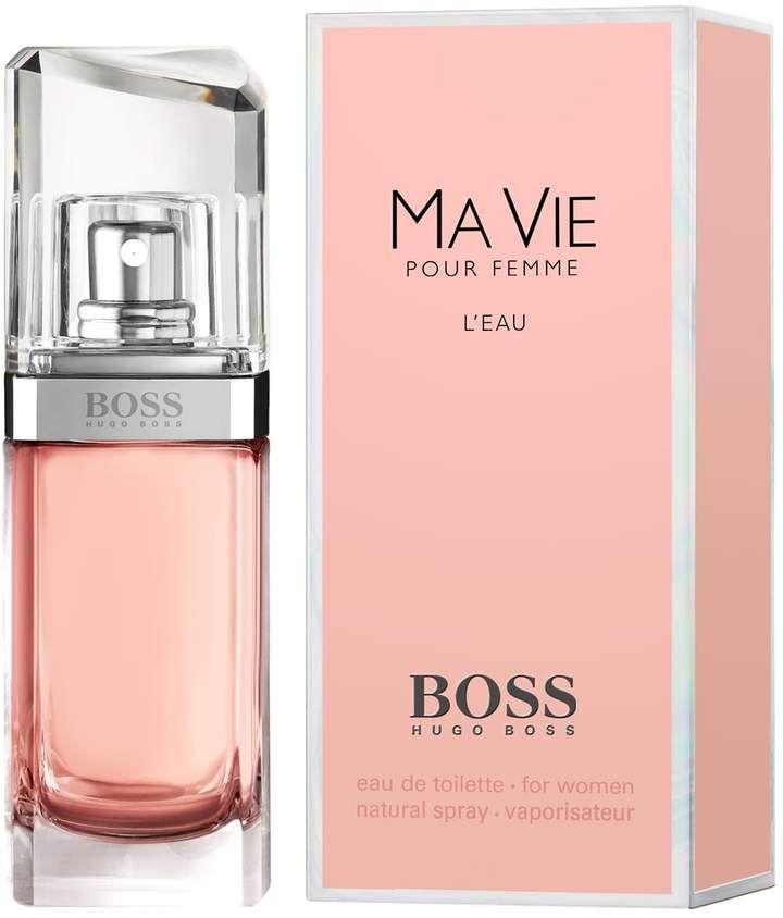 Hugo Boss Ma Vie L Eau Women S Perfume Eau De Toilette Perfume Perfume Scents Women Perfume