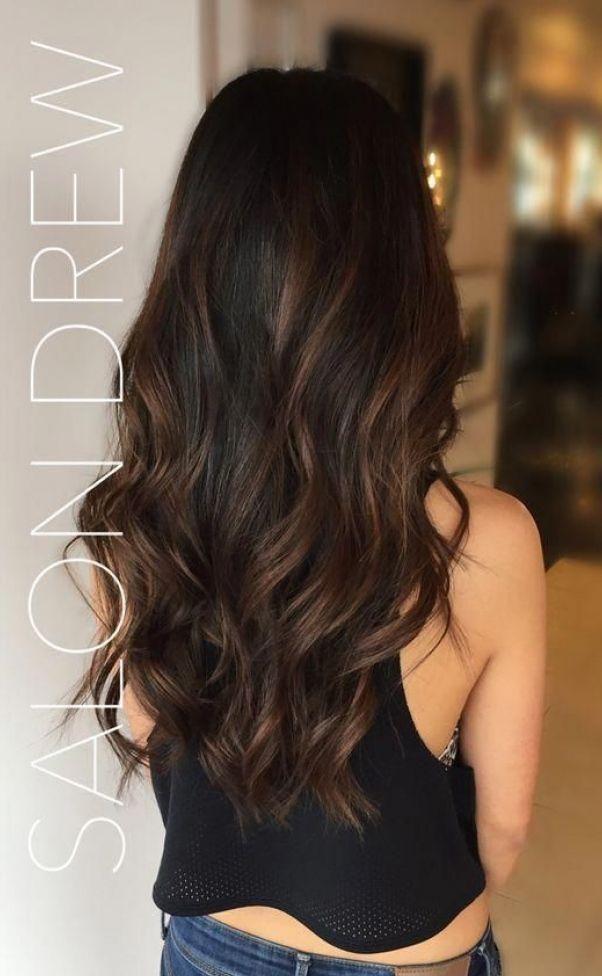 Karamell Highlights Fur Braune Haare Karamell Highlights Fur Braune Haare Brown Hair Balayage Brown Blonde Hair Hair Color Light Brown