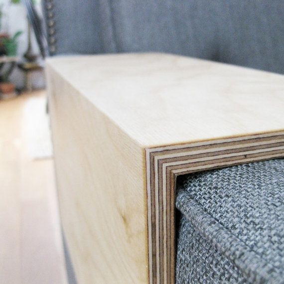 table flexible sofa wooden tray head the green couch armrest