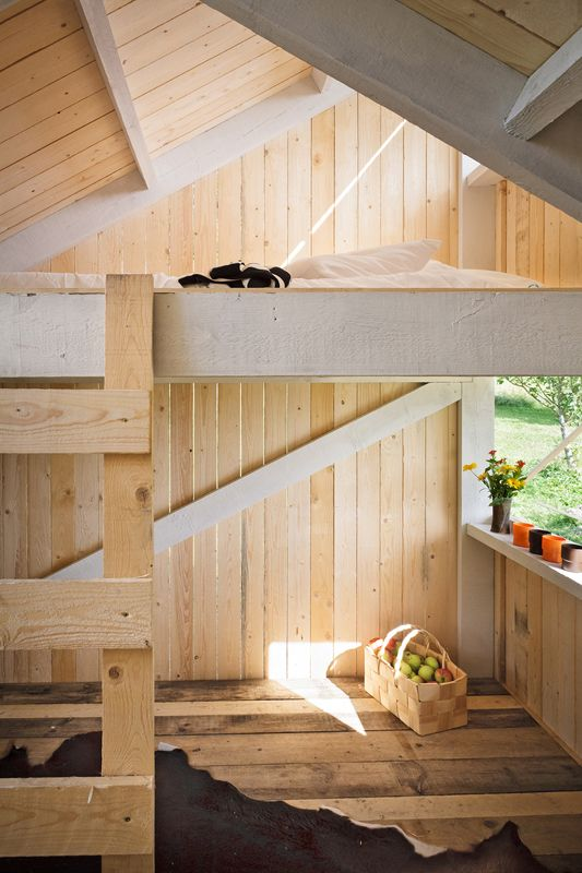 = architect's playhouse in Finland