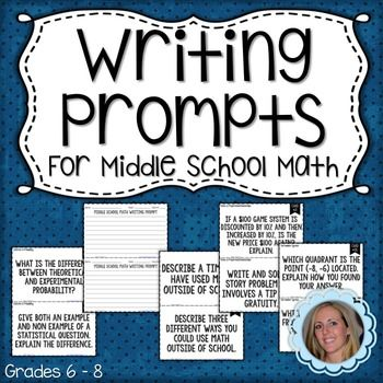 fun middle school writing prompts In the middle school ela classroom, writing is a fundamental skill that needs to be built up a good grasp of language and structure are essential skills that can be.