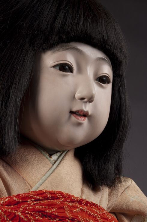 Japanese Friendship Doll, Miss Wakayama by Hirata Goyo II, Circa 1927