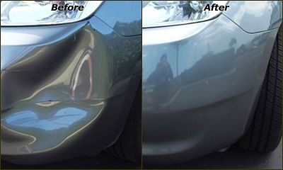 http://www.myaccidentpros.com/bumper-repair/ Our bumper repair service helps you save money by offering skilled car bumper repairs at half the cost of dealerships. We repair torn, dented, scuffed and scratched bumpers with bumper replacement available for those beyond repair.  Dented, dinged and scratched vehicles are eye sores.