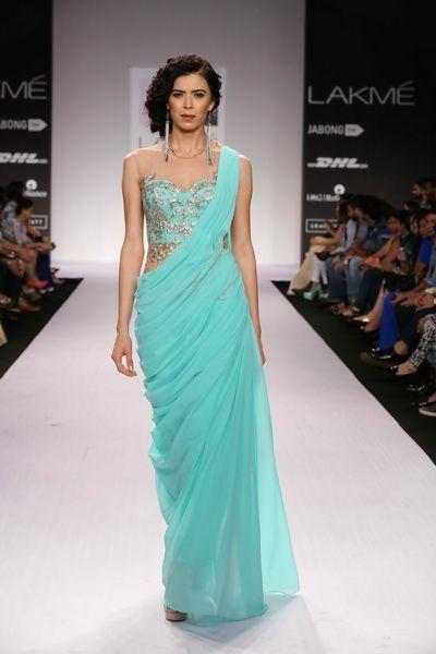 Sonakshi Raaj Lakme Fashion Week S/R 2014