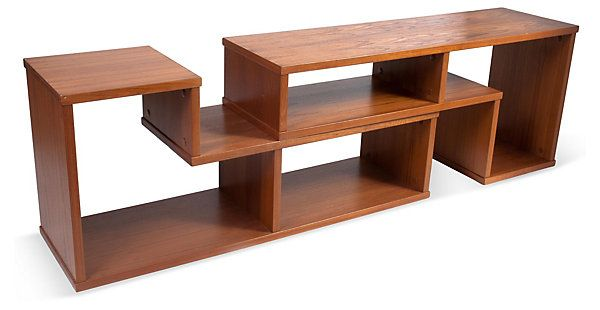 Midcentury Bookcases, Pair | Spring Cleaning | One Kings Lane