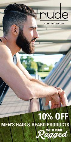 Trimming a Beard Neckline | Rugged Fellow's Guide