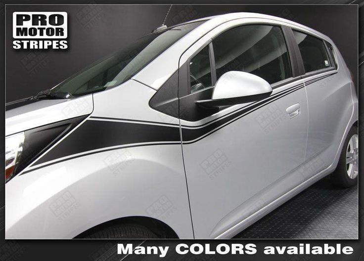 Chevy spark black and white dress