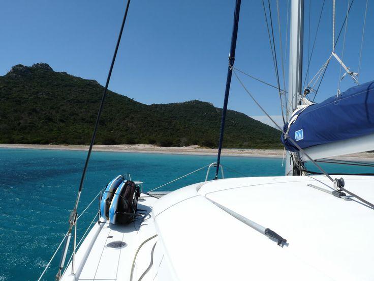 From Corsica Bonifacio