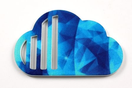 Prism Blue Cloud
