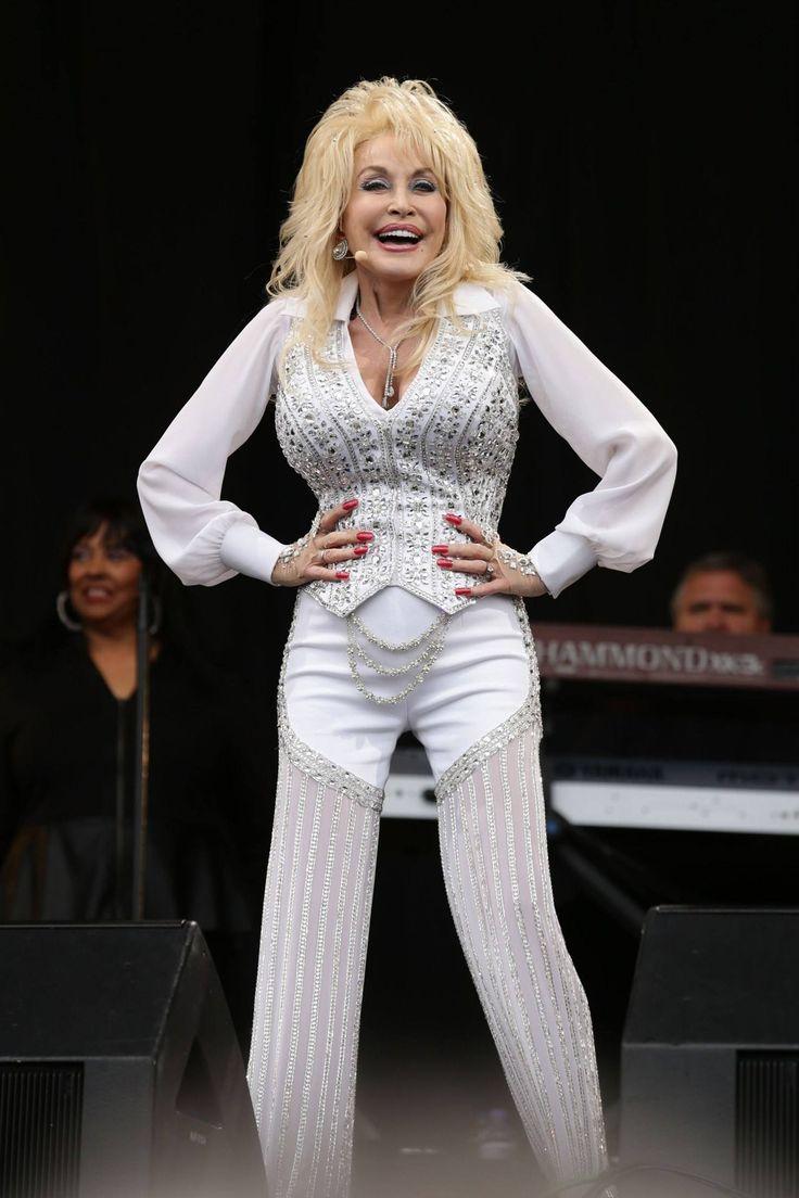 #Glastonbury2014 - Dolly Parton