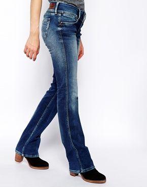 Pepe Jeans Grace Bootcut Jeans $80, down form $162. js