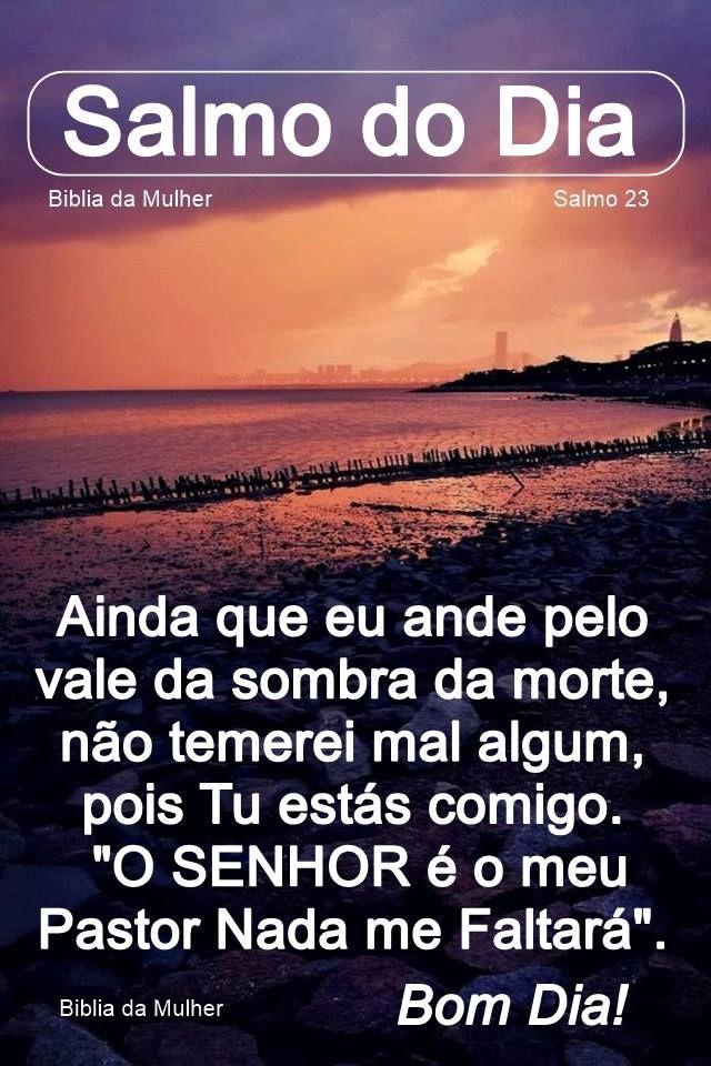 Conheca Sua Biblia De Capa A Capa Com Imagens Salmo Do Dia