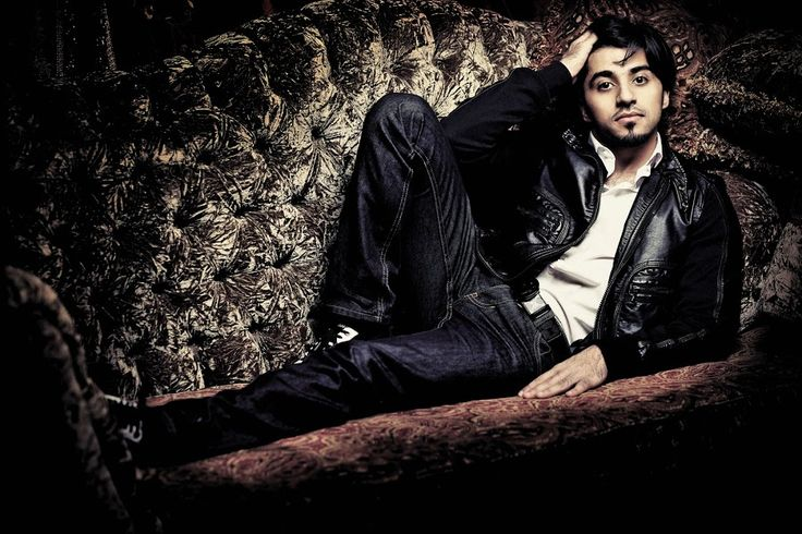 Relax and Pose by Mohammed Nairooz - People Portraits of Men ( male man model nairooz 2010 fashion sofa )