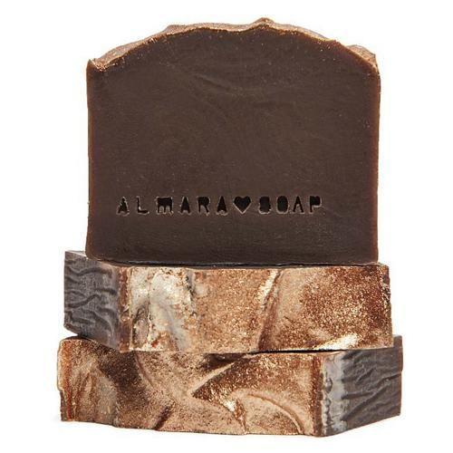 Přírodní mýdlo Gold Chocolate Almara Soap