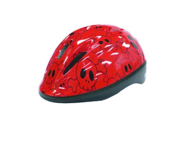 Netti Pilot Skulls Kids Helmet | 99 Bikes