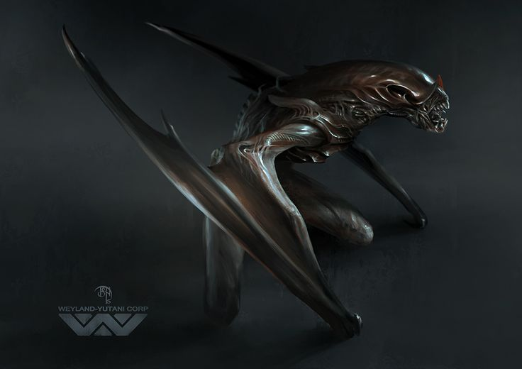 sourceWho keeps the sky clean? Of course the beautiful Xeno-Bat!No need to thank it's our Job to create these wonderful creatures.Weyland-Yutani - Building Better Worlds