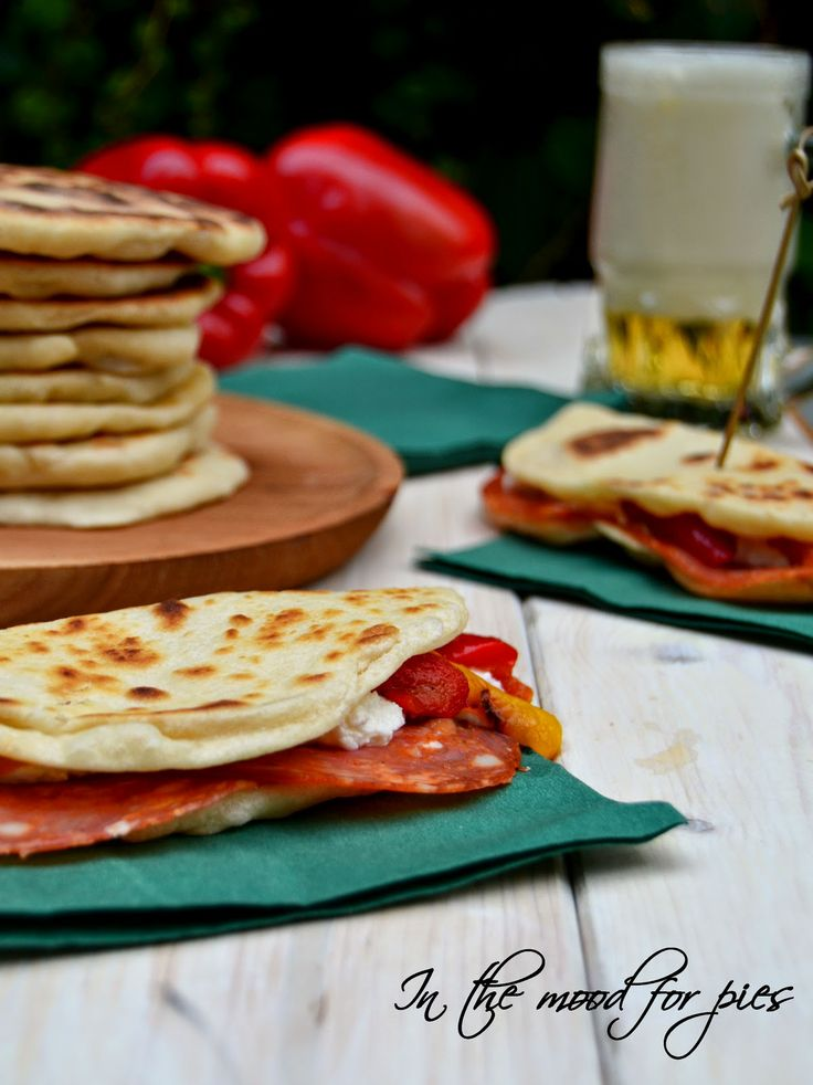 In the mood for piadine