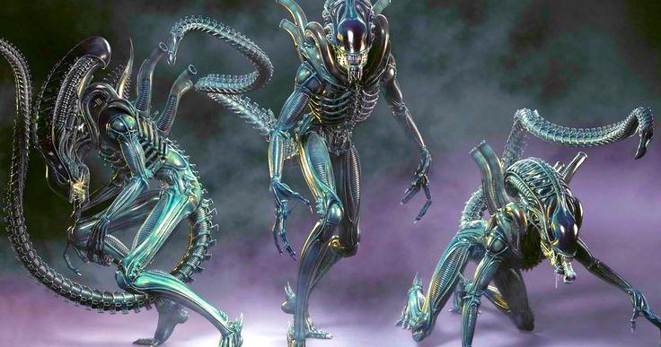 'Prometheus' Sequels Will Reveal 'Alien' Creators Says Ridley Scott -- Ridley Scott reveals how 'Alien: Paradise Lost' will eventually lead into the original 'Alien', with John Logan coming aboard to co-write the script. -- http://movieweb.com/prometheus-2-alien-paradise-lost-creators-story/