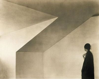 "Edward Weston, ""Attic, Glendale, California,"" 1921."