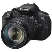 Canon EOS 700D DSLR with EF-S 18-135mm f/3.5-5.6 IS STM Lens