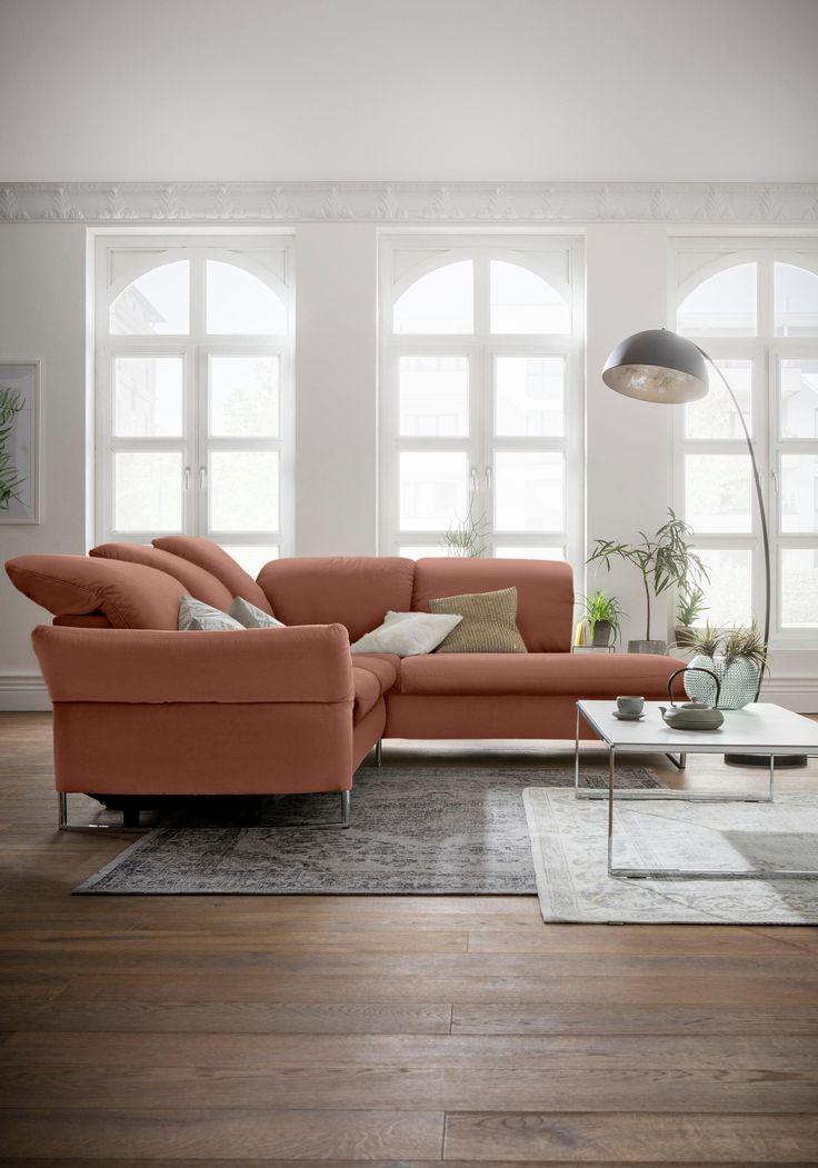 Pinterestu0027teki 25u0027den fazla en iyi Sofa rot fikri Büyük kanepe - wohnzimmer sofa rot