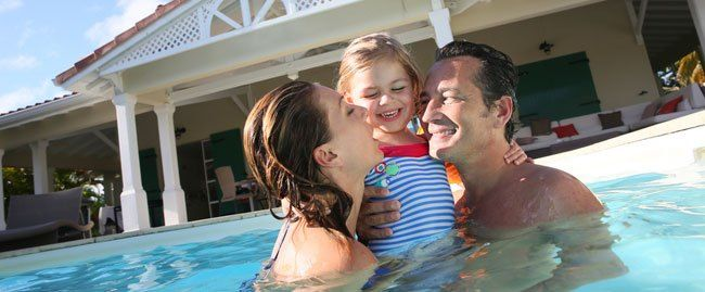 25 best ideas about pool service on pinterest couple for Affordable pools dfw