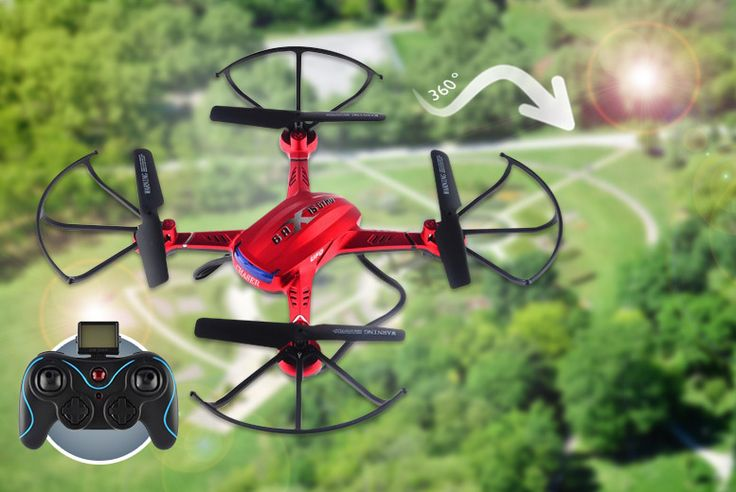 Extreme Acrobatic Stunt Drone with HD Camera
