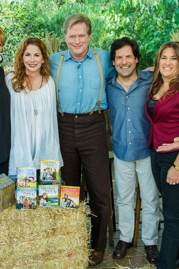 'little House On The Prairie' Stars Reunite On 'home