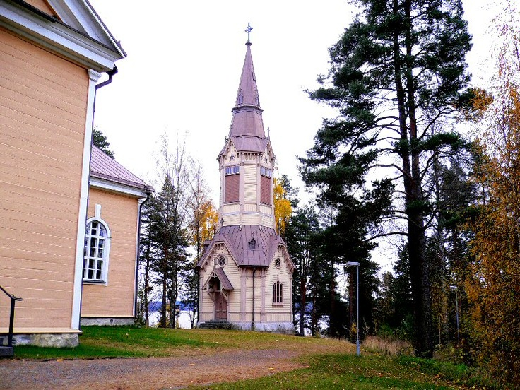 Korpilahti church