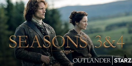 OUTLANDER'S Matthew B. Roberts has opened up about work on Season 3 of the hit time travel series. While fans are eagerly anticipating the Season 2 finale on July 9, the cast and crew have already started planning the recently announced third instalment of the Starz show.
