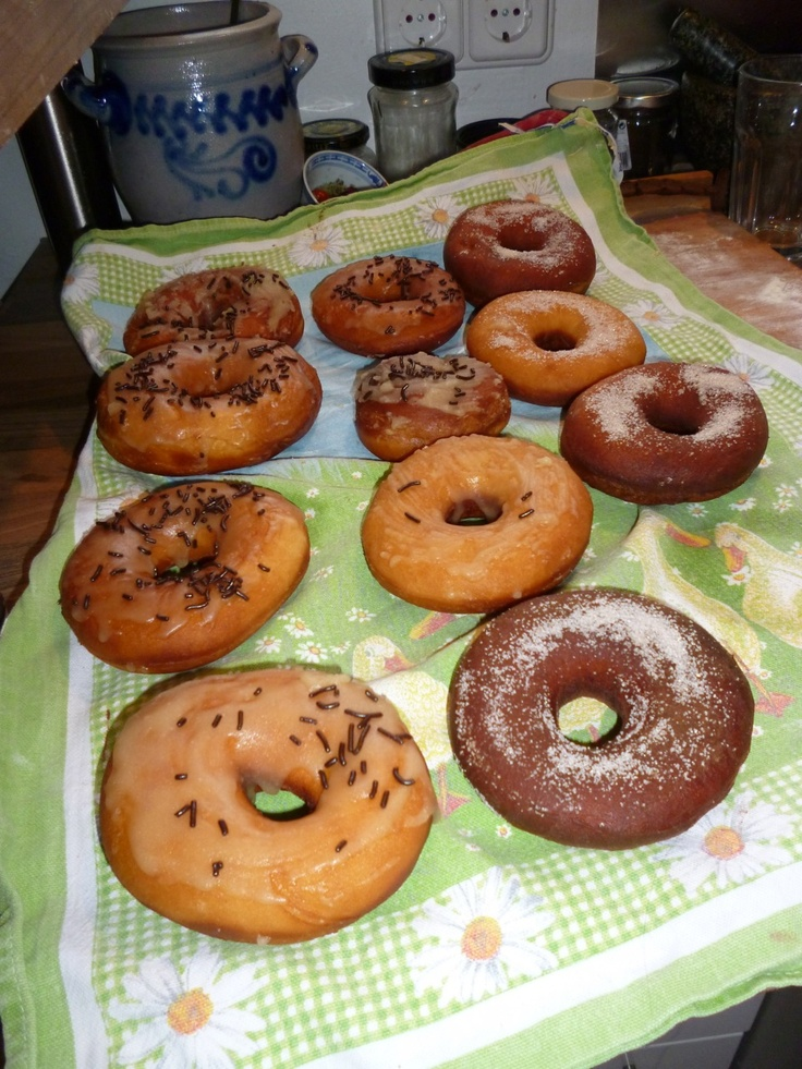 Donuts Recipe by Red Star Yeast