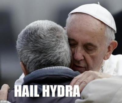 Hail Hydra | Know Your Meme