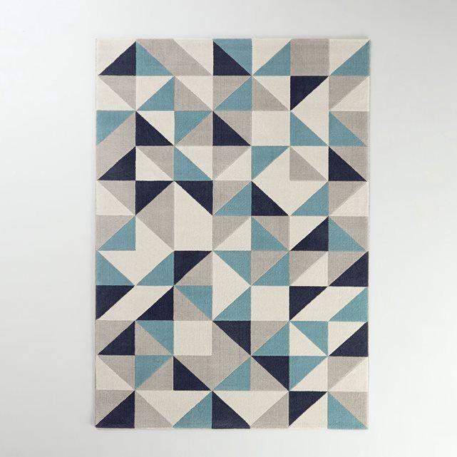 Très doux et confortable, le tapis Elga apporte une touche graphique à votre intérieur.Descriptif du tapis Elga:Motif graphique.Caractéristiques du tapis Elga:100% polypropylène.Qualité :Offre une résistance couleurs optimale.Retrouvez la collection tapis sur laredoute.fr.Dimensions du tapis Elga:120 x 170 cm160 x 230 cm
