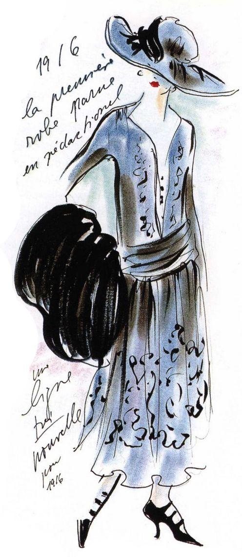 Karl Lagerfeld Fashion Illustration Sketches Sketches Illustration