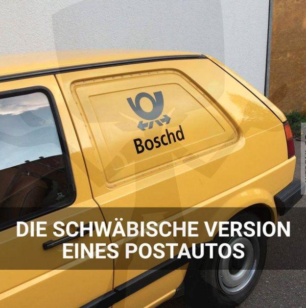 Die Schwaben sind eben speziell.   19 Fotos, die Schwaben raffen, aber den Rest Deutschlands total verwirren