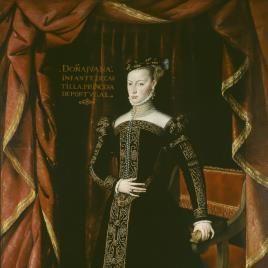 Juana de Austria, hermana de Felipe II, princesa de Portugal