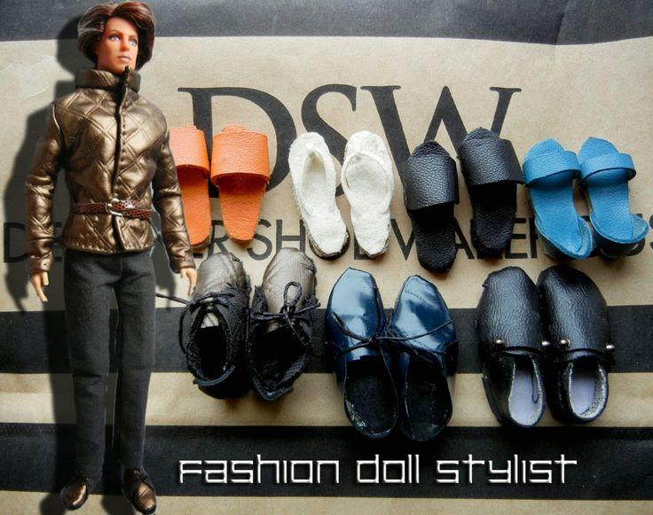 Fashion Doll Стилист: Fancy Feet