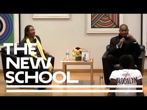 bell hooks and Kevin Powell: Black Masculinity, Threat or Threatened I The New School - YouTube