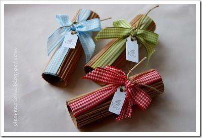 Packaging in cartoncino ondulato