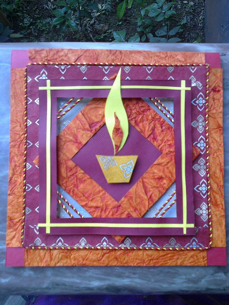 97 Best Images About Cards Diwali On Pinterest