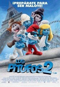 Los_Pitufos_2_poster