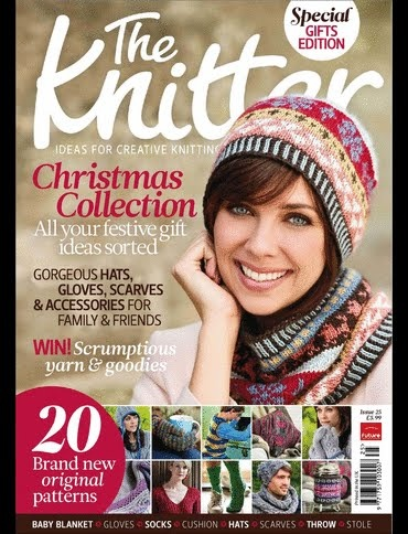 The Knitter Magazines via picasa web